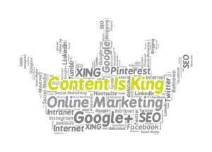Jak pisać teksty sprzedażowe - content is a king