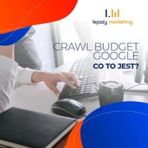 Co to jest Crawl budget i jak go optymalizować?