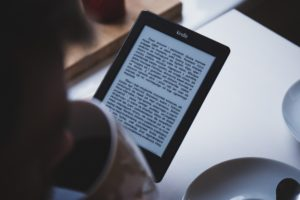 Projekotwanie tekstów na eboookach