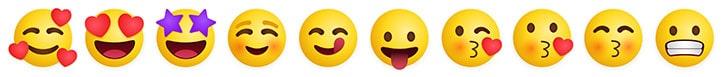 Znaczenie emotikonów obrazkowych — już nie tylko emocje