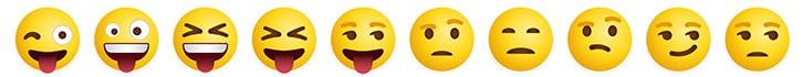 Co oznaczają emotki I jak je umieścić w poście