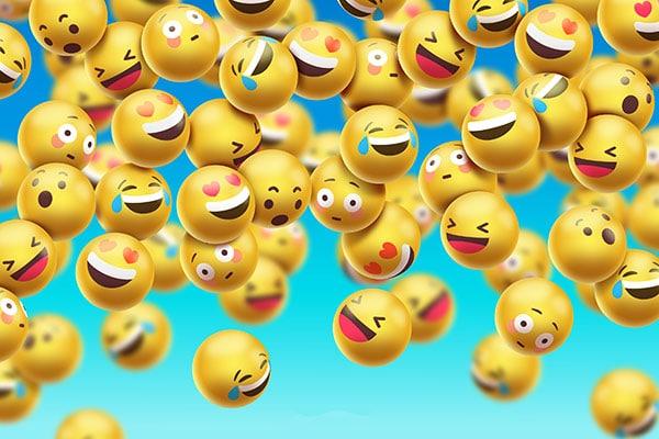 Znaczenie emotikon na FB oraz w innych social mediach