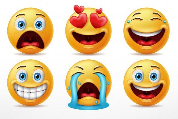 Znaczenie emotikonów obrazkowych — gdzie szukać