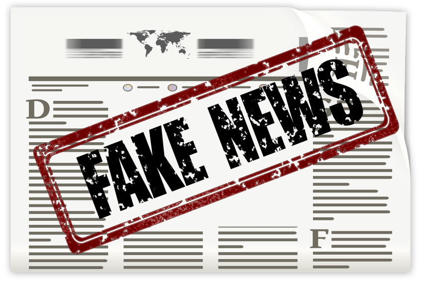 Fake News - Trendy marketing 2020