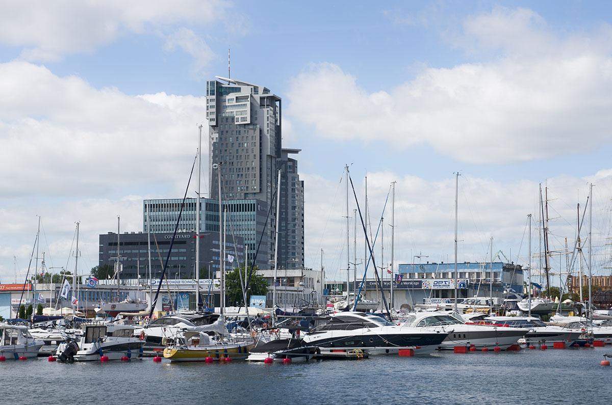 Pozycjonowanie Gdynia port