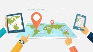 Geolokalizacja Google