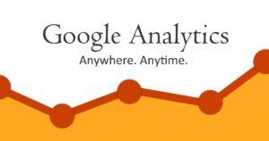 5 powodów dla których warto dbać o analitykę internetową - google analytcis