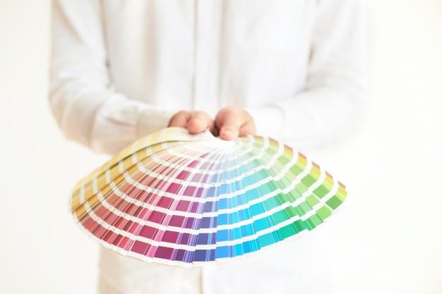 Dobór kolorów na stronie WWW — od czego zacząć