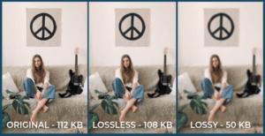 Kompresja zdjęc na strone internetową