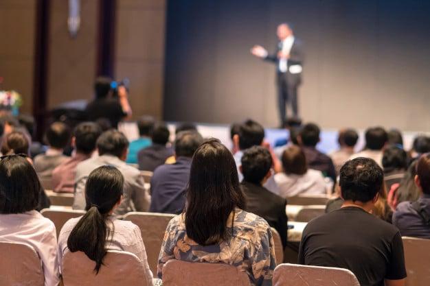 In-person event