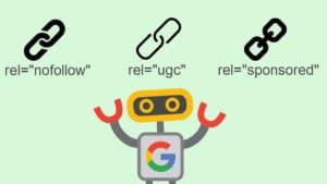 """rel=""""sponsored"""" oraz rel=""""ugc"""""""